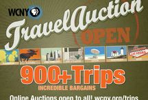 Travel Auction Open 15 / Need a break from the snow? Check out Travel Auction Open, our new online bidding website full of incredible bargains on trips. Our traditional, live televised Travel Auction returns in January! wcny.org/trips http://bit.ly/1niF5mN / by WCNY