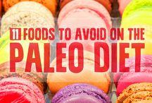 GLUTEN FREE/PALEO / Healthy clean eating / by Diane Berk