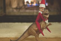 Elf on a shelf / by Terri Wright