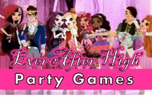 THEME Ever After High