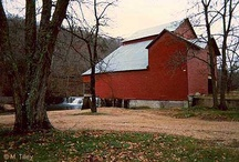 Historic Grist Mills / Tour historic grist mills and see beautiful waterways.