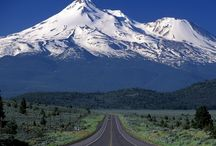 The Mountain: Mt Shasta, California