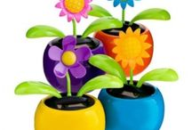 Solar Toy Collector / Cute Solar Powered Toys To Brighten Your Day