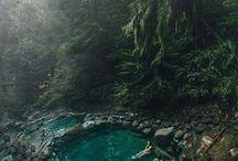 Naturalne baseni i gorące źródła