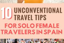 Female Solo Travel Tips / Female Solo Travel Tips Safety tips for solo travelers How to plan your first solo trip Benefits of traveling alone as a  woman Travel tips - Travel Advice - Solo Female travel