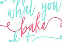 ~ Bake about it ~