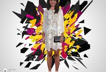 Fashion Week Live- Melhor Look em Listras