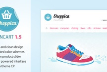 eCommerce Themes / by puma