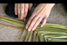 Flax Weaving