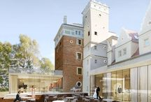 Topacz Castle hotel, spa, restaurant / renovation and adaptation of Topacz castle to hotel, spa and restaurant