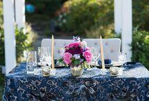 WEDDING // Sweetheart Tables