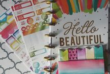 Planner Space / A little bit of planner fun in my spare time-all photos/posts by 83 Posh