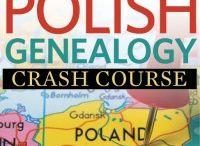 POLISH Genealogy / Genealogy and family history from Poland