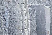 Dal cuore delle Alpi / Lavorazioni con materiali lapidei delle Alpi, beole, serizzi, pietra ollare dell'Ossola, Sempione e Vigezzo