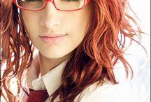 Kočky s brýlemi / Glasses