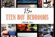 Boys room / by Jane Gjester