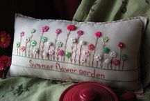 Sewing crafts / Cushions