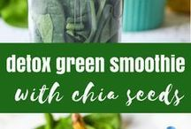 Smoothies & Green Drinks