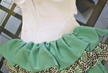 DIY onesies dresses