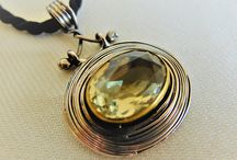 Handmade Vintage Silver Jewelry