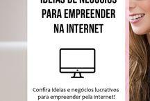 IDÉIAS P/ GANHAR DINHEIRO
