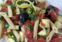 Recettes - Salade
