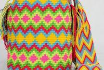W28-div firkant / Wayuu