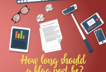 Blogging Tips & Tools