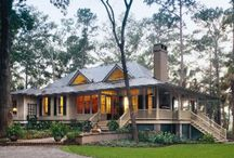 country house exterior