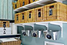 Laundry room / by Tammy Daigle