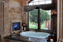 Room ideas-  bathroom / by Missy Chase