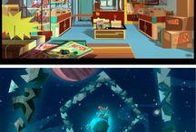 Games - Scenes