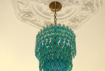 passion chandelier!!! / Chandelier: illuminate, decorate, fill up, but especially shine
