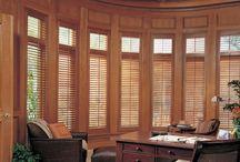 Window Treatments / Beautiful window treatments
