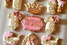 Galletas princess