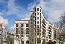 Charles Hotel München von Hilmer Sattler Albrecht Architekten