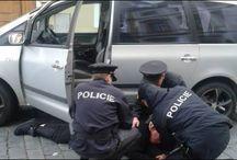 Polícia (Smeldo) / Zábery z výkonu služby.