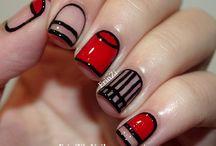 uñas, uñas y solo uñas