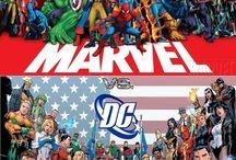 Marvel&DC