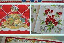 Retro kitchen linen.....NEED!!! / by Kimberly Toungate