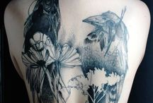 skin + ink / by Cris Jung