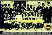 1907-1920 FENERBAHÇE FUTBOL TAKIMI