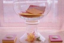 AKA Guest Book Ideas / The concept behind the guest book is oh-so-versatile ... anything is possible