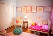 Bella's Big Girl Room