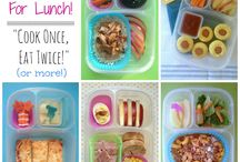 *Lunche for the Kiddies!