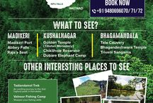Amanvana Infographics / Amanvana is a luxury spa resort in the heart of a Coorg forest. It is an enchanting and tranquil place. This is a place where you can disconnect from the demands of modern urban life.