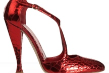 COUTURE: FOOTWEAR - HEELS & DRESS BOOTS / by GH Cameron