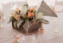Wedding Decor / by Lauren Nayder