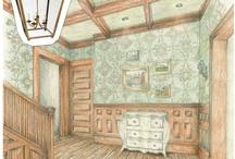 Foyers & Entryways / ASID Showcase Home Foyer