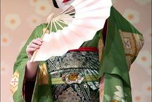 Japan - geisha And maiko